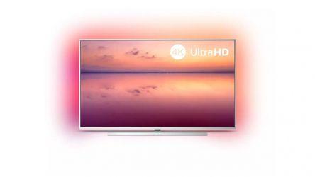 Philips 55PUS6804, un televisor gama básica con bastante potencia