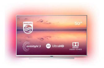 Philips 50PUS6814, un televisor capaz de aportar una gran calidad