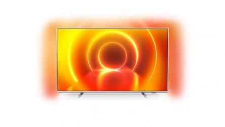 Philips 65PUS7855/12, un televisor económico con Alexa y Ambilight