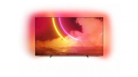 Philips 55OLED805/12, un panel OLED ideal para una mejor experiencia