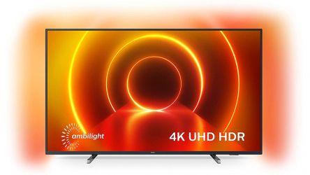 Philips 75PUS7855/12, el televisor que cualquier sala debe tener