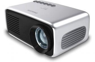 Philips NPX245, un mini proyector con bastante potencia