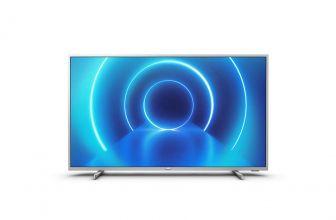 Philips 55PUS7555, televisor sencillo que ofrece buenas tecnologías