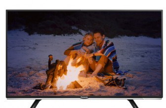 PANASONIC TX-40DS400E, televisor con My Home Screen y Full HD