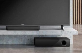 Panasonic SC-HTB250, sencilla y preciosa barra de sonido