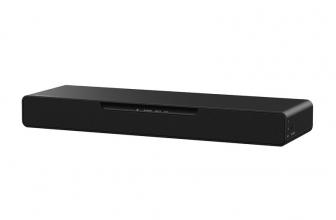 Panasonic SC-SB1, barra de sonido compacta con sonidos dinámicos