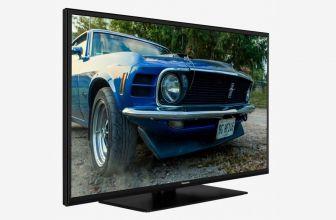 Panasonic TX-32GW334, un televisor con mínimas prestaciones