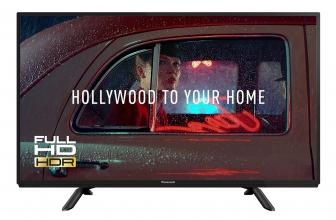 Panasonic TX-40FS400E, una TV para disfrutar de imágenes HDR FHD