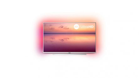 Philips 55PUS6814, un televisor económico con funciones premium