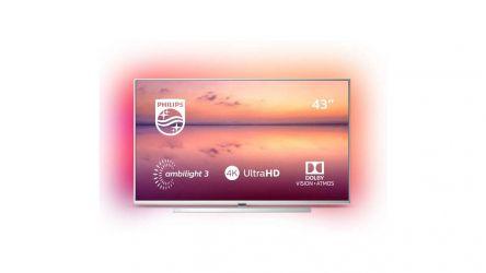 Philips 43PUS6814/12, un televisor gama media bien equipado