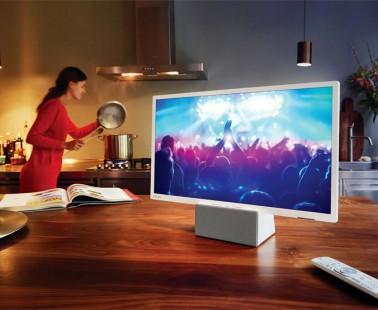 Philips 24PFS5231, el televisor 3 en 1 de 24 pulgadas