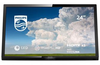 Philips 24PHS4304, un televisor con un precio de ensueño