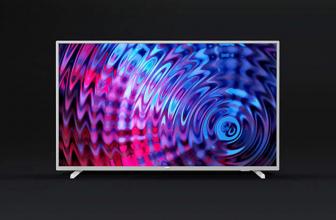 Philips 32PFS5823/12, un televisor básico, barato e inteligente