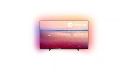 Philips 55PUS6704/12, un televisor económico que ofrece Ambilight