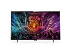 Philips 43PUS6101, televisor 4K con 800 ppi