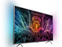 Philips 43PUS6201, televisor 4K con doble Ambilight