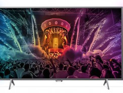 Philips 55PUS6401/12, la gama media con Ambilight y UHD