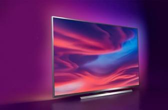 Philips 43PUS7354, completo y plateado televisor de gama media