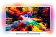 Philips 43PUS7363, un televisor 4K UHD que presume de Android TV
