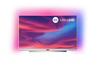 Philips 50PUS7354, una Android TV 4K sencillamente inteligente