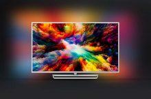 Philips 50PUS7363/12, televisor con Ambilight de tres lados