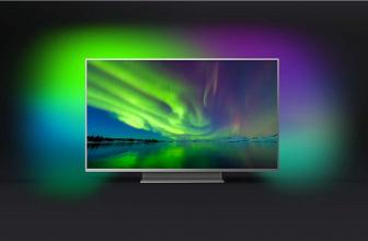 Philips 50PUS7504, una Android TV 4K con tecnología Ambilight