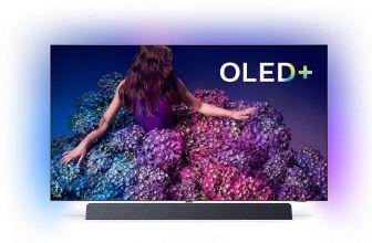 Philips 55OLED934/12, un TV con imágenes increíbles y un sonido de cine