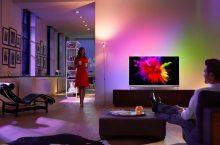 Philips 55POS901F, Android TV y OLED por primera vez juntos