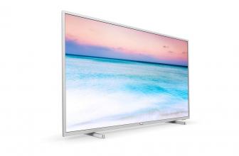 Philips 55PUS6554, una Smart TV 4K con sello de calidad