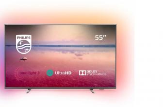 Philips 55PUS6754/12, una Smart TV con Dolby Vision y Dolby Atmos