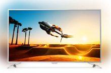 Philips 55PUS7272/12, un televisor ultraplano que podrá reproducirlo todo