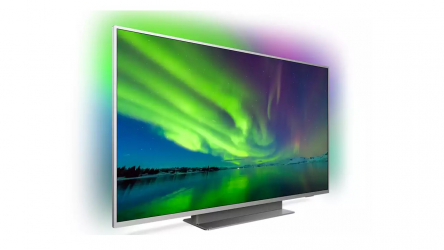 Philips 55PUS7504, otra propuesta UHD de gama media con Android TV