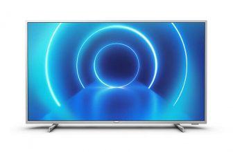 Philips 58PUS7555/12, un TV HDR asequible con sonido Dolby Atmos
