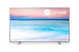 Philips 65PUS6554, una Smart TV LED 4K con Saphi y Dolby Atmos