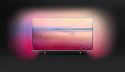 Philips 65PUS6754, una Smart TV con imagen y sonido cinematográfico