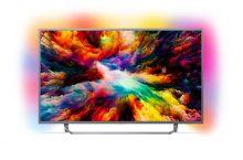 Philips 65PUS7303/12, TV UHD con Android TV integrado