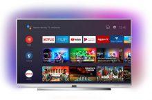 Philips 65PUS7354, experiencia UHD plana con Android TV