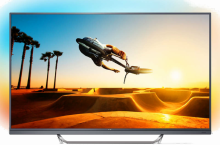 Philips 49PUS7502/12, un diseño diferente para un televisor sobresaliente