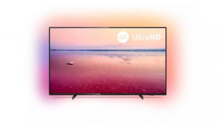 Philips 70PUS6704, un televisor grande, inteligente y resultón