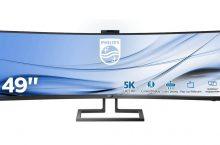 Philips Brilliance 499P9H/00, un monitor que tiene de todo un poco
