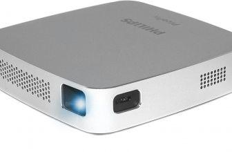 Philips PicoPix Go PPX5110, un proyector de bolsillo con WiFi