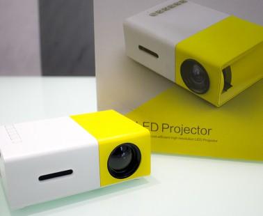 Proyector YG 300, el proyector más barato