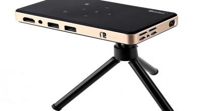 Qintex MSP05, un mini proyector portátil con Android