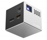 RIF6 Cube, mini proyector WVGA con hasta 120″ donde quieras.