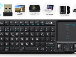 Rii Mini X1, teclado + ratón para tu TV