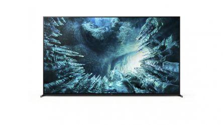 Sony KD-75ZH8, una resolución 8K que brinda imágenes superiores