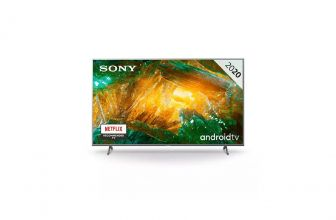 Sony KD65XH8077, disfruta de una excelente optimización para la imagen