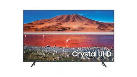 Samsung UE75TU7105, disfruta del Crystal Display a un precio justo