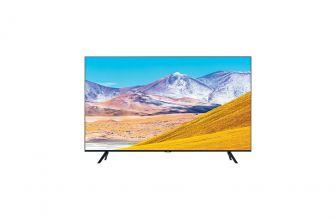 Samsung UE50TU8072, un televisor de buena calidad a precio económico