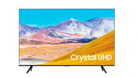 Samsung UE75TU8072U, la buena calidad y elegancia en un televisor